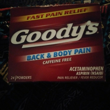 Photo of Goody's Back and Body Pain Formula, 24 ea uploaded by Michelle P.