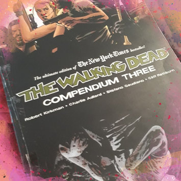 Photo of The Walking Dead Compendium, Volume 3 uploaded by Elizabeth W.
