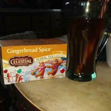 Photo of Celestial Seasonings Gingerbread Spice Herbal Holiday Tea Bags, 20 ct uploaded by Ashlie H.