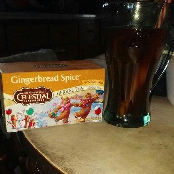 Photo of Celestial Seasonings® Holiday Herbal Tea Gingerbread Spice Caffeine Free uploaded by Ashlie H.