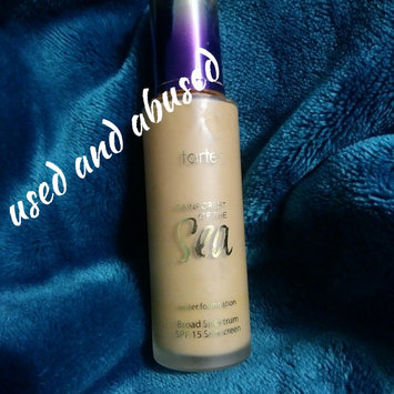 Photo of tarte Rainforest of the Sea Water Foundation Broad Spectrum SPF 15 uploaded by Ortencia M.