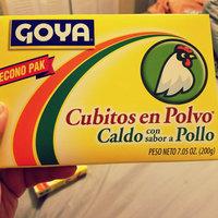 Goya® Powdered Chicken and Tomato Bouillon uploaded by Indira H.