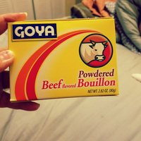 Goya® Powdered Beef Flavored Bouillon uploaded by Indira H.
