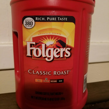 Photo of Folgers Coffee Classic Roast uploaded by Kristina V.