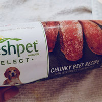 Freshpet® SELECT CHUNKY BEEF WITH VEGETABLES & BROWN RICE DOG FOOD RECIPE uploaded by Karla F.
