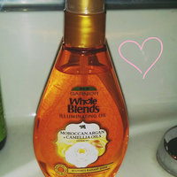 Garnier Whole Blends™ Moroccan Argan & Camellia Oils Extracts Illuminating Oil uploaded by Rubi L.