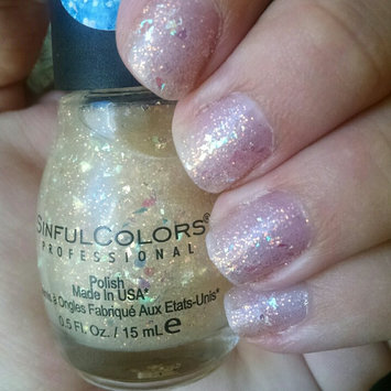 Photo of SinfulColors Professional Nail Color uploaded by Allyson P.