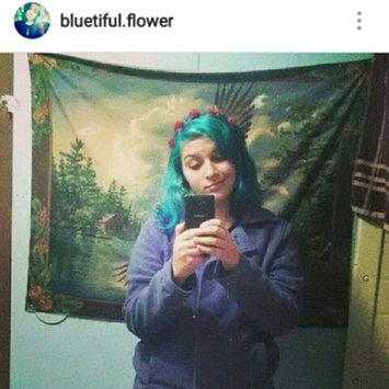 Photo of Ion Color Brilliance Brights Semi-Permanent Hair Color Aqua uploaded by Lauren M.