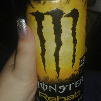 Monster Rehab Tea + Lemonade + Energy uploaded by Christina w.