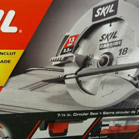 Skil 5080-01 120-Volt 7-1/4-Inch 13-Amp Spindle Lock Entry Level Circular Saw uploaded by larry w.
