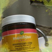 Mambino Organics Face Scrub - Moroccan Clay - Renewing - 2.2 Oz uploaded by Ashley K.