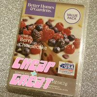 Better Homes and Gardens Value Wax Cubes, Wild Berry Cheesecake uploaded by Amanda R.