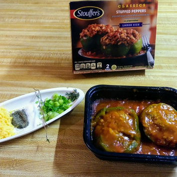 Photo of Stouffer's Stuffed Peppers uploaded by Feliciaann r.