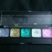 NYX Glitter Cream Palette Royal Violet uploaded by Karla T.