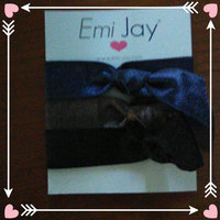 Emi Jay Metallic Leather Bow Hair Ties, 3-Pack uploaded by Sheila M.