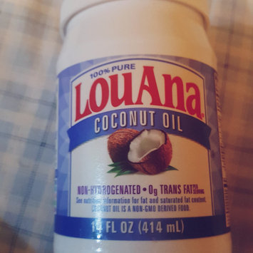 Photo of LouAna Pure Coconut Oil uploaded by Shenee' M.