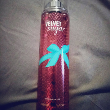 Photo of Bath & Body Works® Signature Collection VELVET SUGAR Fine Fragrance Mist uploaded by Lily C.