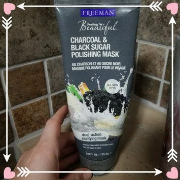 Photo of Freeman Beauty Feeling Beautiful™ Charcoal & Black Sugar Polishing Mask uploaded by Annie P.