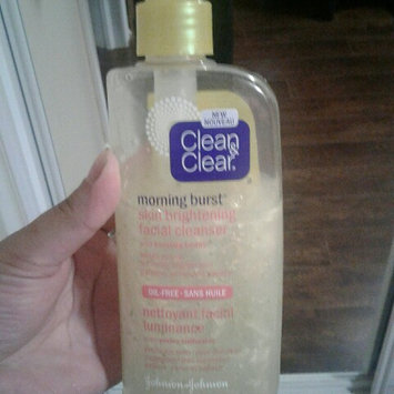 Photo of Clean & Clear® Morning Burst® Facial Cleanser uploaded by Maria Z.