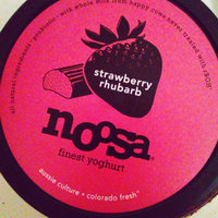 Noosa Gluten Free Strawberry Rhubarb Finest Yoghurt uploaded by Audrey K.