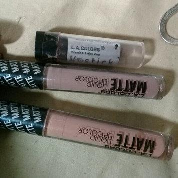 Photo of L.A. Girl Matte Pigment Lip Gloss uploaded by Cristian Margot E.