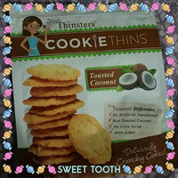 Mrs. Thinster's™ Toasted Coconut Cookies 4 oz uploaded by Emily M.