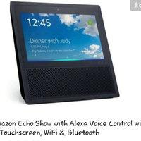 Amazon Echo Show - Black, Automation Hub uploaded by Courtney S.
