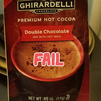 Photo of Ghirardelli Chocolate Premium Hot Cocoa, Double Chocolate uploaded by Mileyah L.