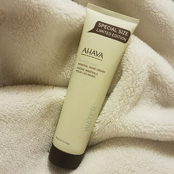 Photo of AHAVA Mineral Hand Cream uploaded by Tish C.