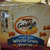 Pepperidge Farm Goldfish Pretzel Baked Snack Crackers uploaded by Ramonita R.