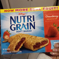 Kellogg's® Nutri-Grain® Cereal Bars Strawberry uploaded by Dione P.