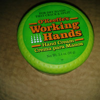O'Keeffe's Working Hands Cream, 3.4 oz. uploaded by Jacqueline F.