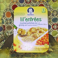 Gerber® Lil' Entrées® Creamy Chicken Stew With Vegetables With Green Beans & Carrots uploaded by Ashley W.