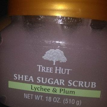 Photo of Tree Hut Lychee & Plum Shea Sugar Scrub uploaded by Infinite Q.