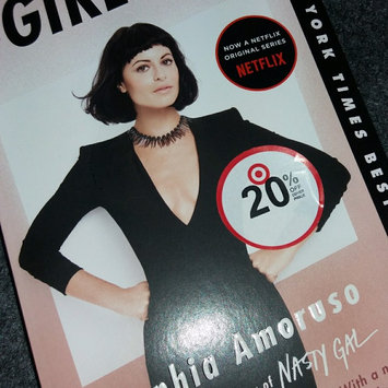 Photo of girlboss (Paperback) uploaded by Antoinette C.