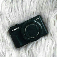 Canon PowerShot G7X Digital Camera - Wi-Fi Enabled [Base] uploaded by Esraa Z.