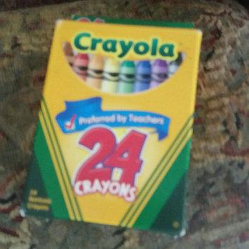 Photo of Crayola 24ct Crayons uploaded by Ramonita R.