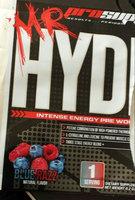 Pro Supps Hyde V3 - Blue Razz - 30 Servings uploaded by naf C.
