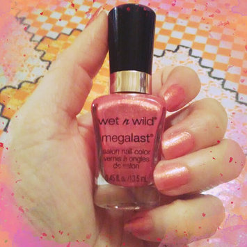 Photo of Wet N Wild Megalast Nail Color uploaded by adiktive n.