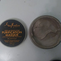 SheaMoisture Organic African Black Soap Purification Masque w/ Tea Tree Oil & Willow Bark Extract uploaded by Cydney L.