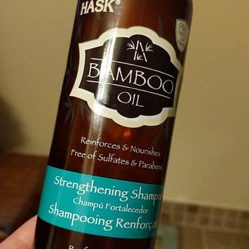 Photo of Hask Bamboo Oil Strengthening Shampoo uploaded by Brittany S.