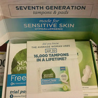 Seventh Generation Feminine Pads Household Products    uploaded by Ramonita R.