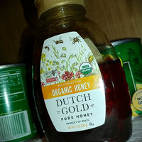 Dutch Gold Organic Pure Honey 12 oz uploaded by Olynsie M.