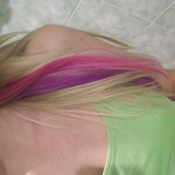 Photo of Manic Panic Semi-Permanent Hair Color Cream uploaded by Nicole G.