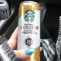 Starbucks® Doubleshot® Caramel Coffee & Protein Beverage 11 fl. oz. Can uploaded by Cheyanne E.