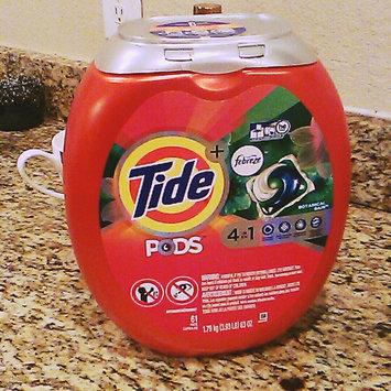 Photo of Tide PODS® Plus Febreze™ Laundry Detergent uploaded by Savannah H.