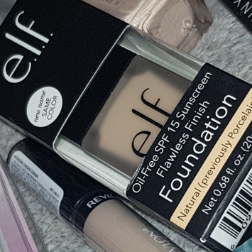 Photo of e.l.f. Flawless Finish Foundation uploaded by Victoria G.