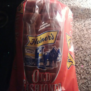 Photo of Heiner's Heiner's Old Fashioned Enriched Bread, 22 oz uploaded by Amy L.