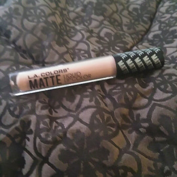 Photo of L.A. Girl Matte Pigment Lip Gloss uploaded by Frecita C.