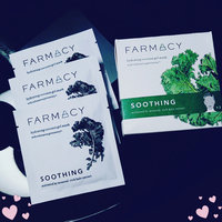 Farmacy Hydrating Coconut Gel Mask - Soothing (Kale) 3 masks uploaded by Karolina P.